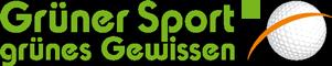 PM Umweltlogo - Grüner Sport - grünes Gewissen